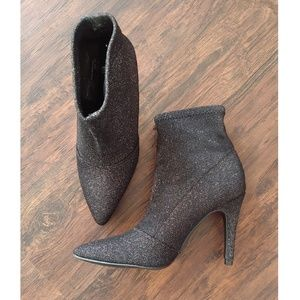 Payless Shoes | Glitter Sock Booties